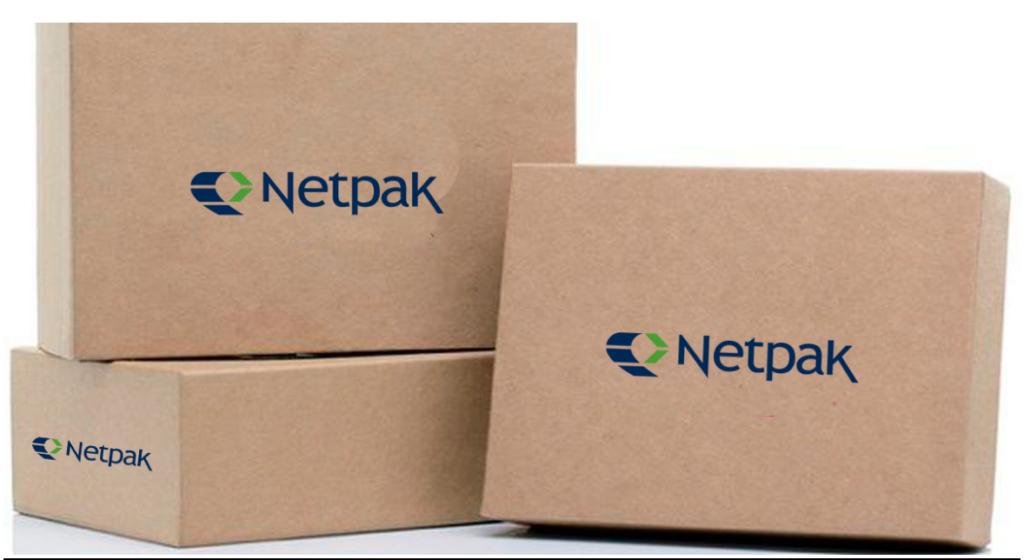 Netpak Shipper Boxes